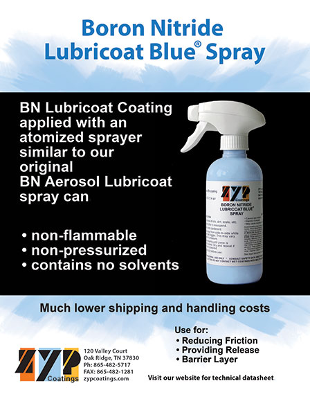BN Lubricoat Blue Spray