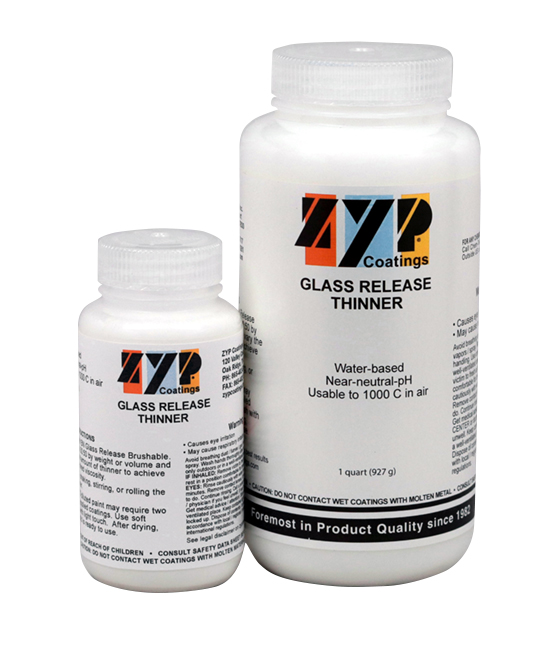 Glass Release Thinner - ZYP Coatings Inc