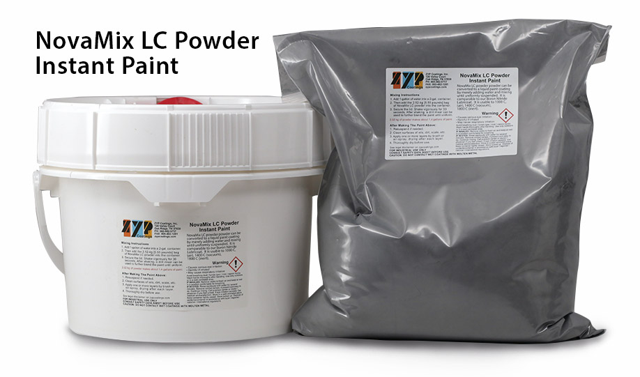NovaMix LC-powder-Instant Paint